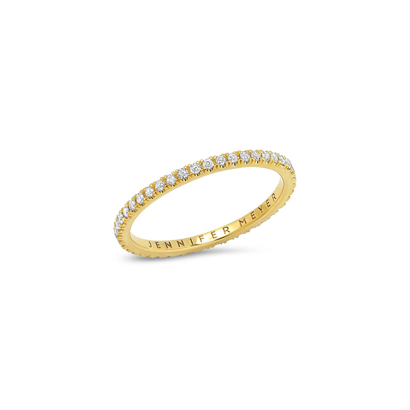 Diamond Eternity Band - Size 7