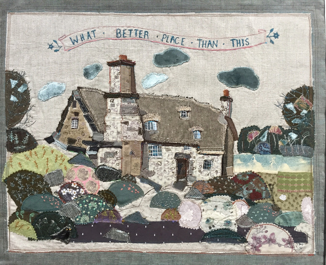 Stoneywell - What Better Place Than This by Michelle Holmes