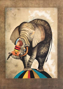 An Elephant for Kris by Graciela Rodo Boulanger