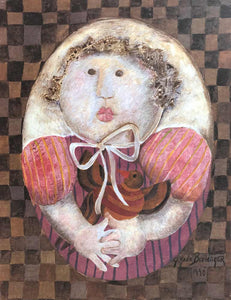 Girl by Graciela Rodo Boulanger
