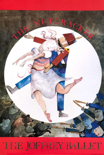 The Nutcracker by Graciela Rodo Boulanger