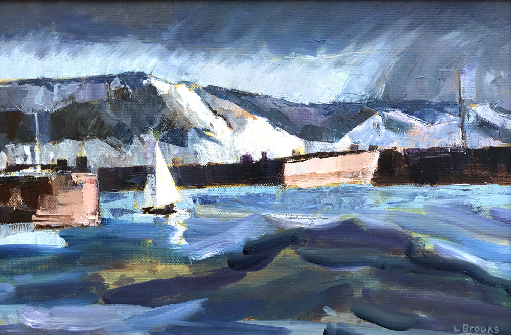 Harbour Light by Lesley Brooks
