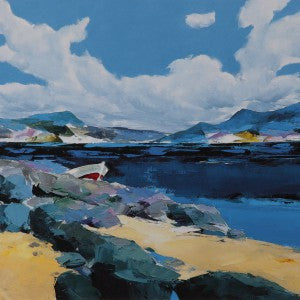 Beachscape Skerray by Donald Hamilton Fraser