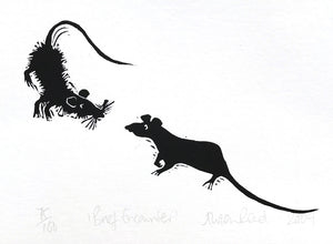 Brief Encounter by Alison Read (Mice)