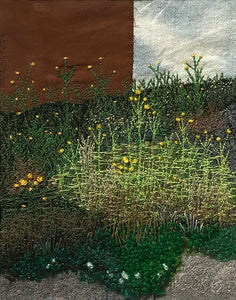 Accidental Gravel Garden by Ruth Chalk