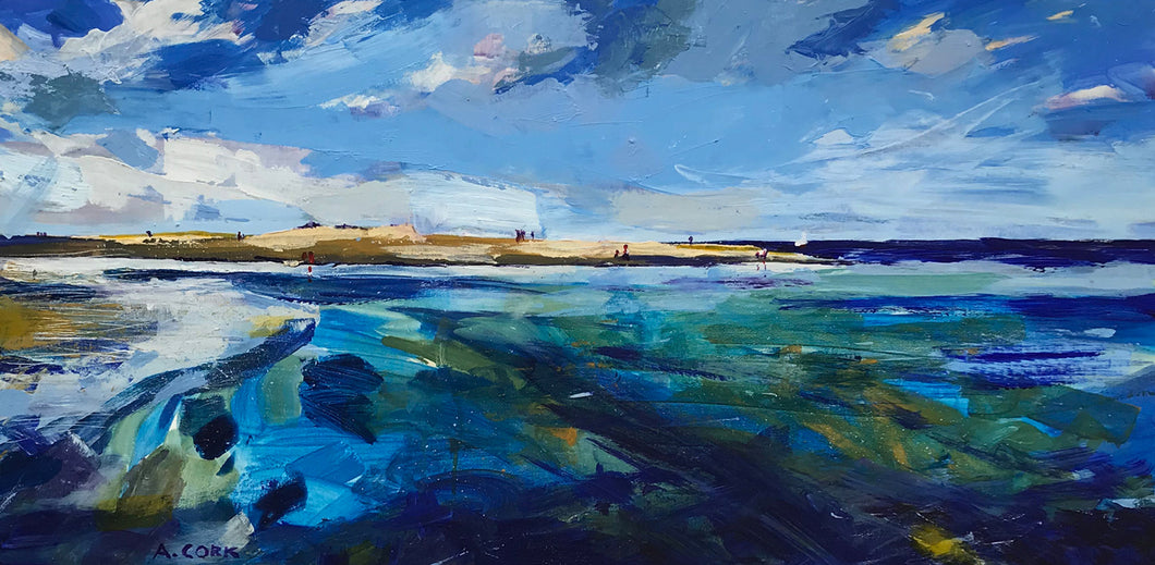 Seascape by Alison Cork