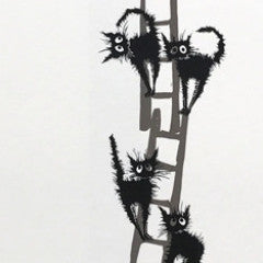The Cats Ladder by Alison Read