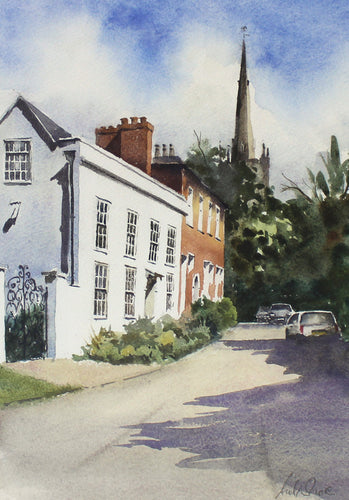 Church Street, Market Bosworth by Andy Shore