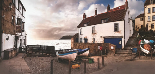 Robin Hoods Bay by Terry Davies