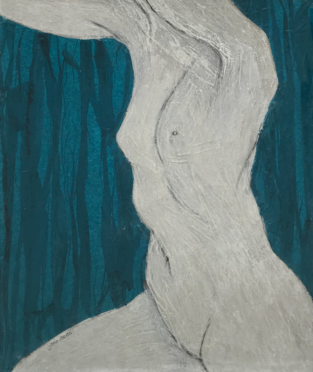Reaching Figure by Jane Deas