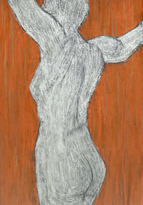 Stretching Figure by Jane Deas