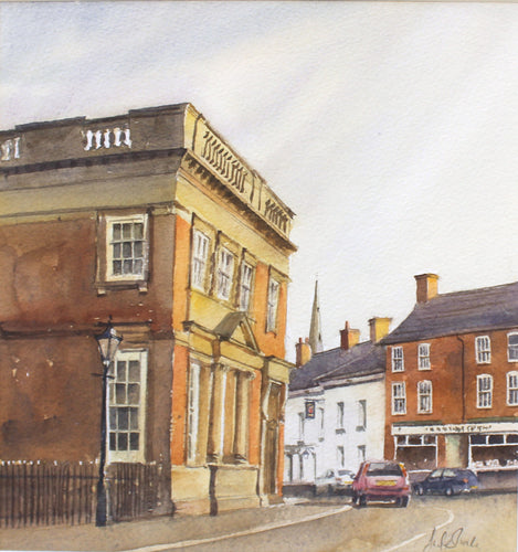 The Old Bank, Station Road, Market Bosworth by Andy Shore