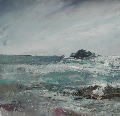 Emerald Sea (Trebetherick) by Sue Graham