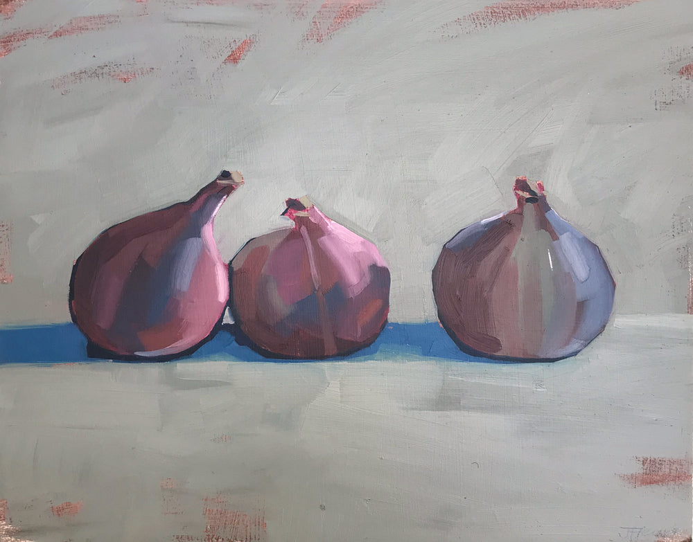 Three Little Figs by Jane French