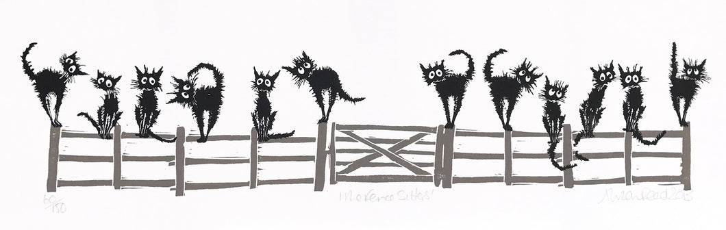The Fence Sitters by Alison Read