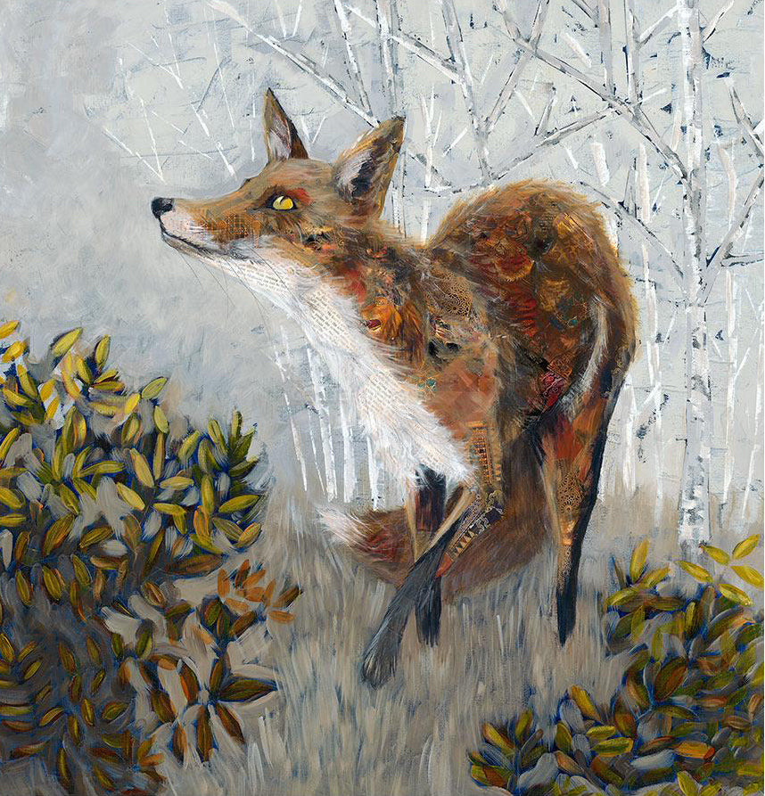 Fox by Nicola Hart