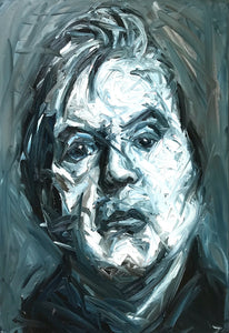 Francis Bacon by Joe Giampalma
