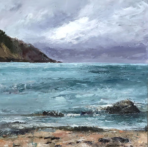 October Sugary Cove (Dartmouth) by Sue Graham