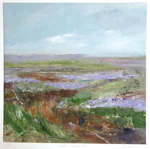 Sea Lavender by Sue Graham