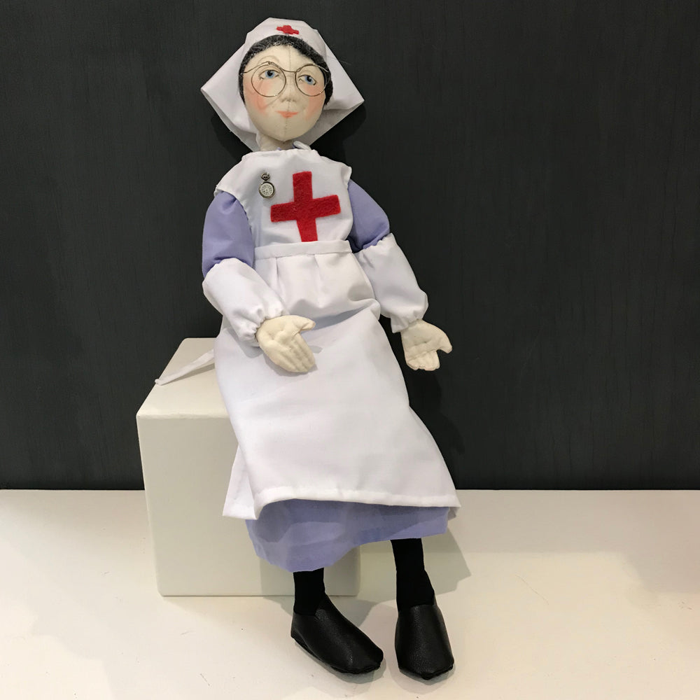 Agnes (Nurse) by Liz Groom