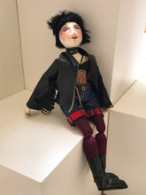 Cloth Doll  by Liz Groom
