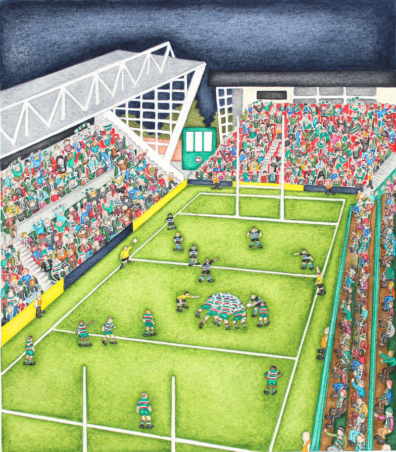 Great Old Rivalry by Paul Hainsworth