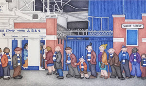 Filbert Street by Paul Hainsworth