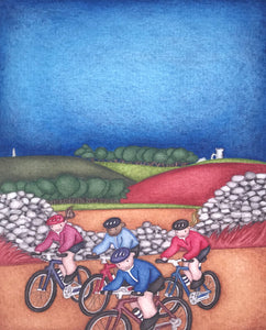 Charnwood Cyclists, Bradgate by Paul Hainsworth
