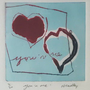 You n Me (3/20)  by Catherine Headley