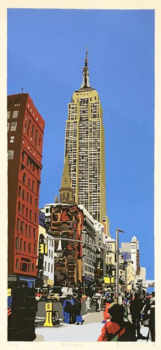 The Empire, New York by Kevin Holdaway