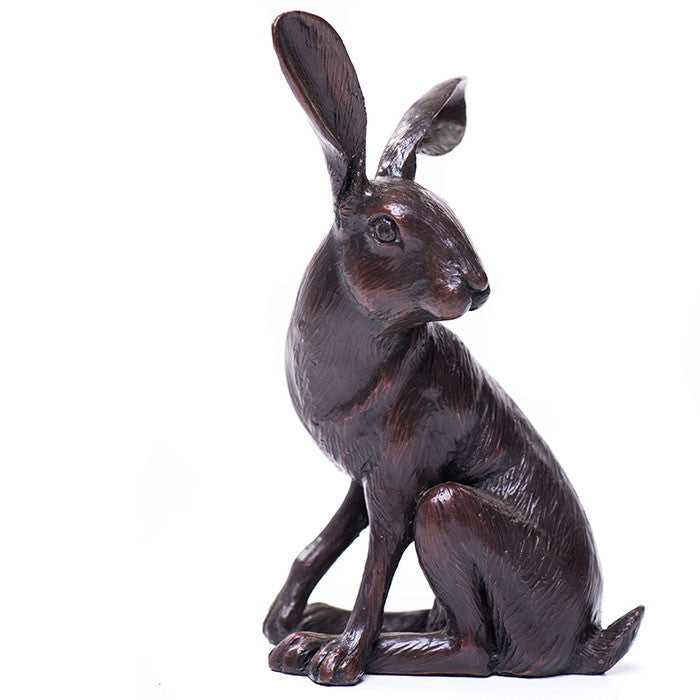 Sitting Hare by David Meredith
