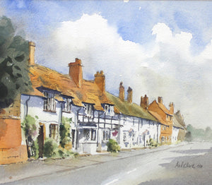 High Street, Kenilworth by Andy Shore