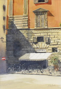 Florence Hotel by Andy Shore by Andy Shore