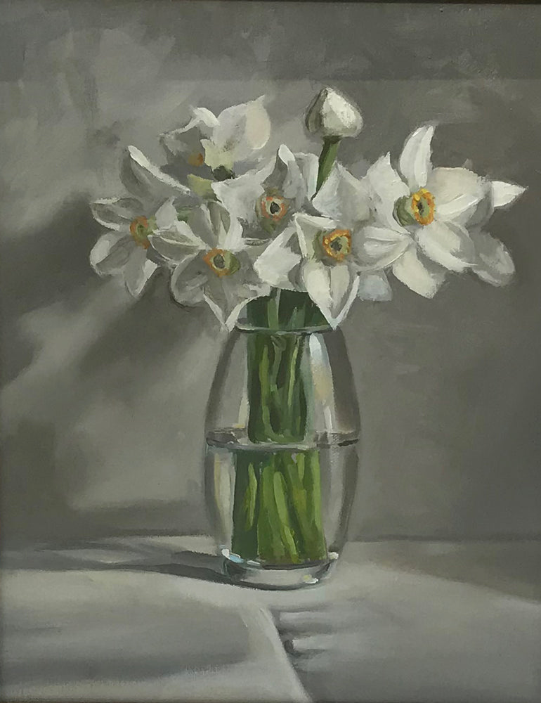 Spring Narcissi by Nigel Jones