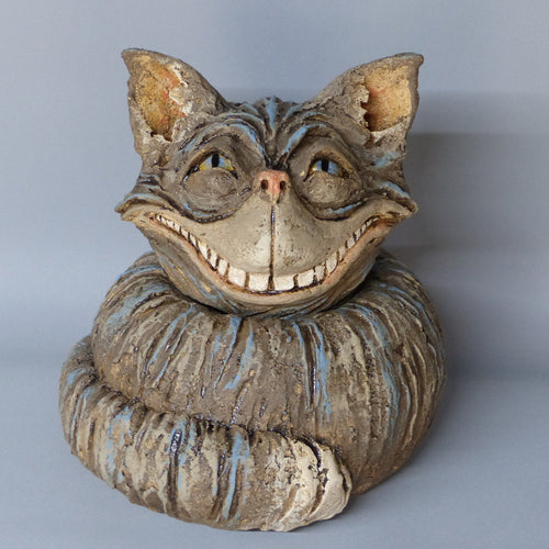 Cheshire Cat by Julie Wilson