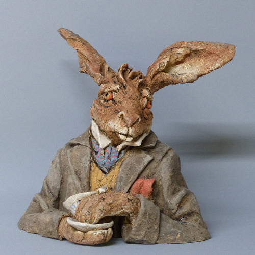 Mad March Hare by Julie Wilson