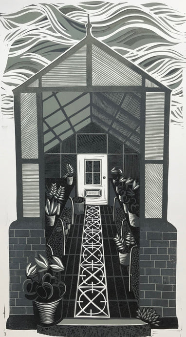 Greenhouse II by Sarah Kirby