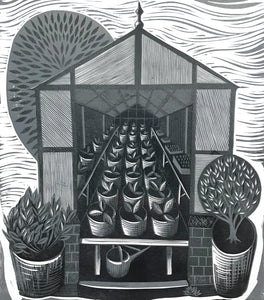 Greenhouse I by Sarah Kirby