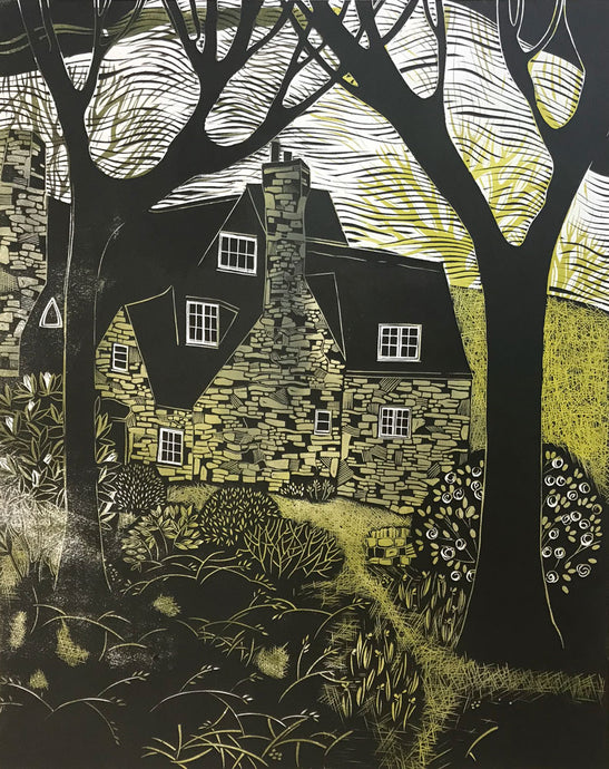 Stoneywell (From the Woods) by Sarah Kirby