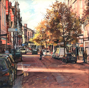 Granby Street in Autumn by Terry Lord