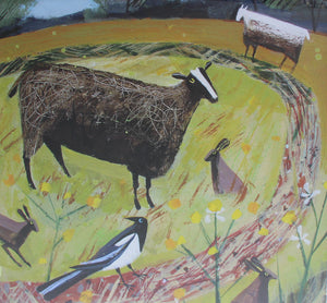 Magpie Field by Mary Sumner