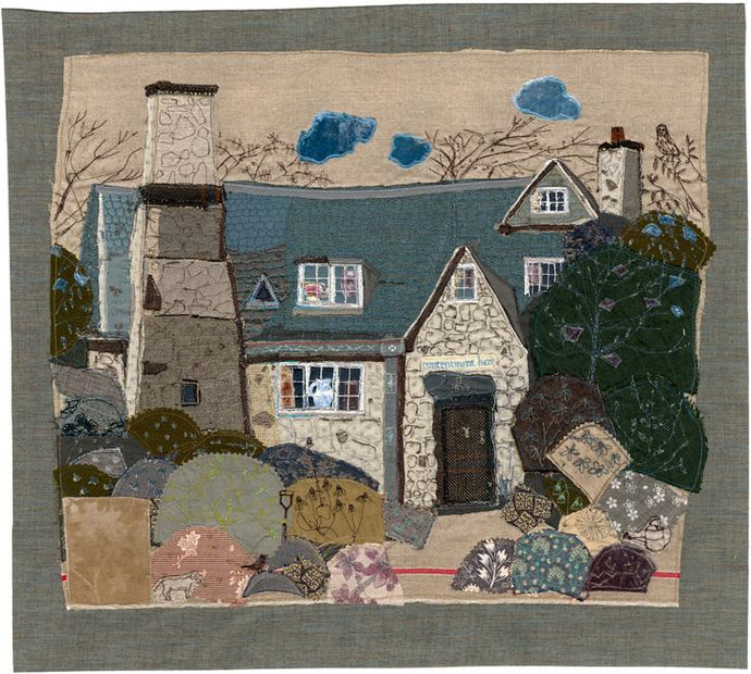 Stoneywell House by Michelle Holmes