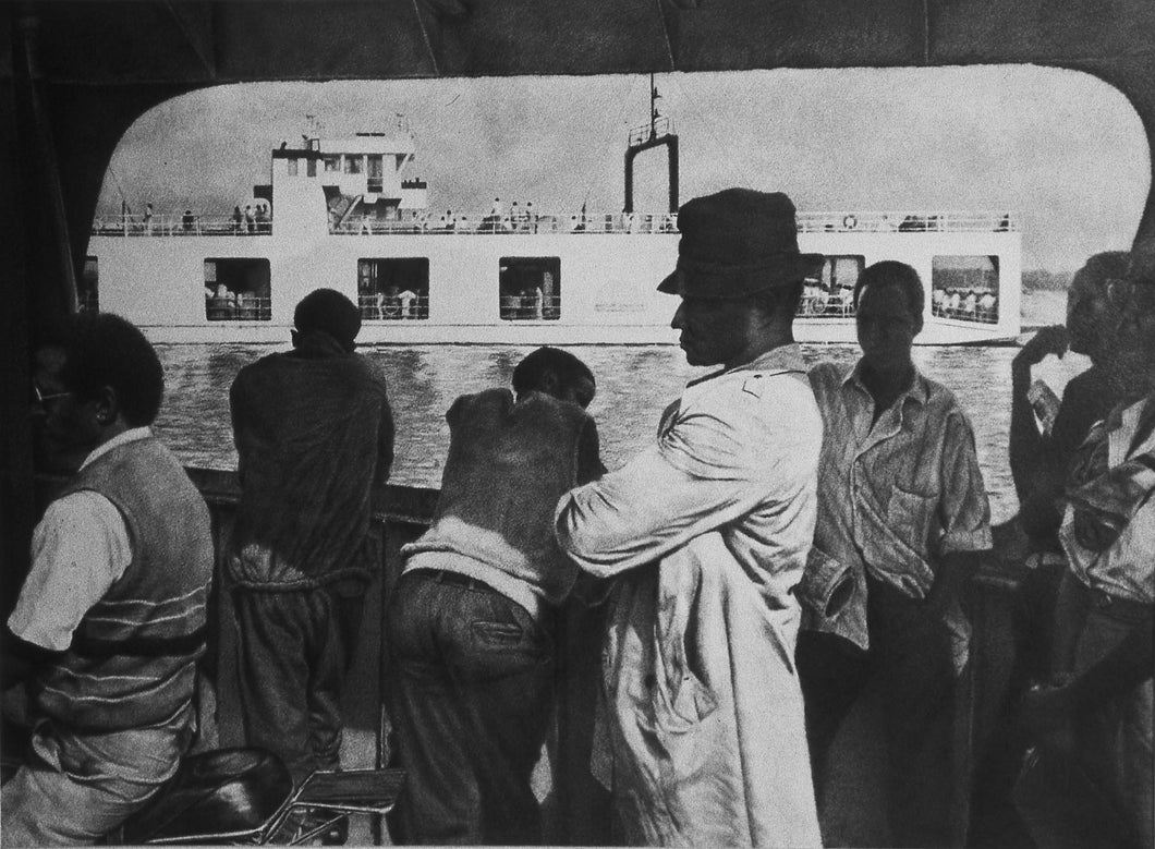 Mombasa Ferry by Andrew Jackson