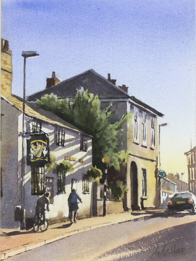 The Narborough Arms, Narborough by Andy Shore