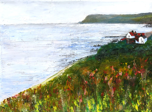 Robin Hood's Bay by Sophie Oakley