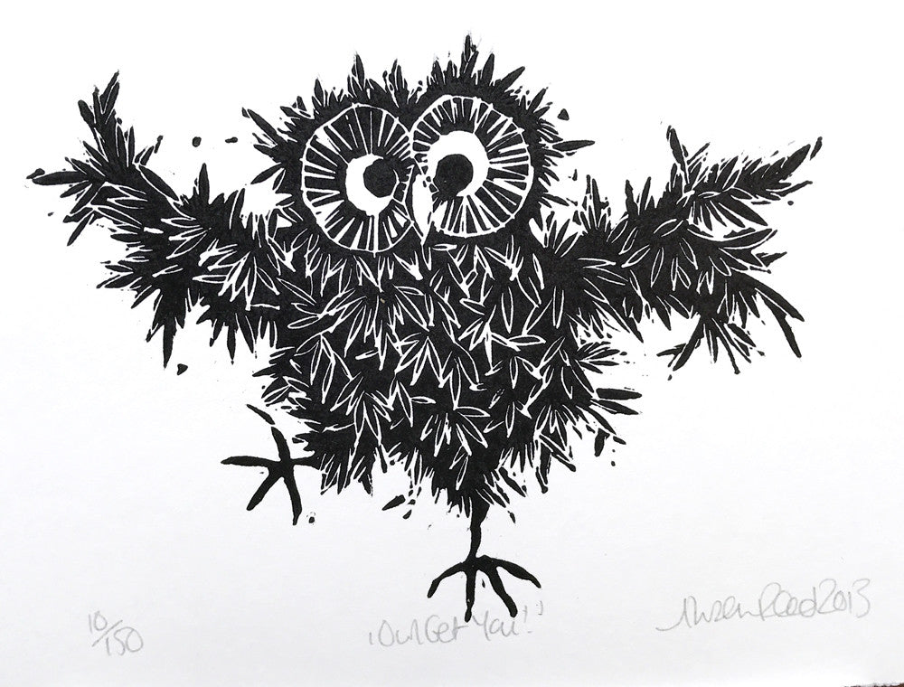 Owl Get You by Alison Read