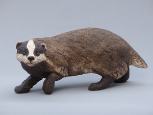 Badger by Julie Wilson