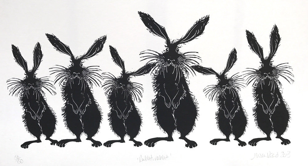Rabbit, Rabbit by Alison Read