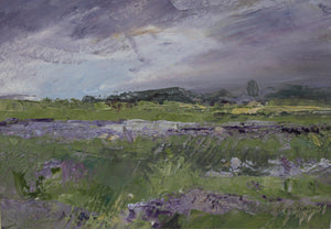 Rain Rain Go Away (Stiffkey) by Sue Graham