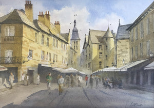 Sarlat by Andy Shore